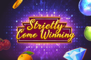 Strictly Come Winning online slots at PocketWin Casino - game grid