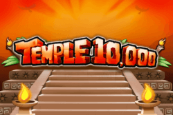 Temple 10,000 mobile slots by PocketWin mobile casino