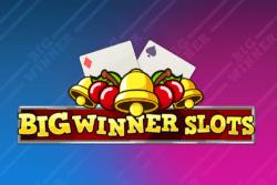 Big Winner Slots online slots at PocketWin online casino