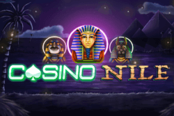 Casino Nile Online Slots at PocketWin Online Casino - game grid image