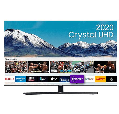 "Samsung 50"" 4K TV"