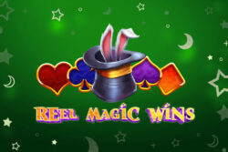 Reek Magic Wins Online Slots at PocketWin Online Casino - game grid image