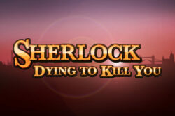 Sherlock Dying To Kill You Online Slots at PocketWin Online Casino - Game grid image
