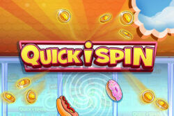 Quickispin mobile slots at Pocketwin Online Casino - game grid image - Game of The Month