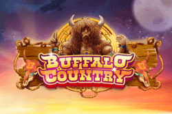Buffalo Country online slots at Pocketwin online casino