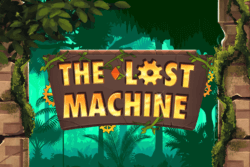 The Lost Machine online slots at PocketWin online casino