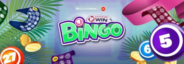 Eyes down for PocketWin's 12 Days of Christmas Bingo Prize Draw!