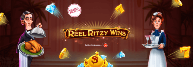 Are you ready to check in to PocketWin's Reel Ritzy Wins online slots?