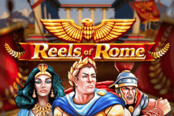 Reel of Rome online slots by PocketWin Mobile Casino