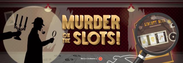 Can you Crack the Case of the Murder on the Slots?